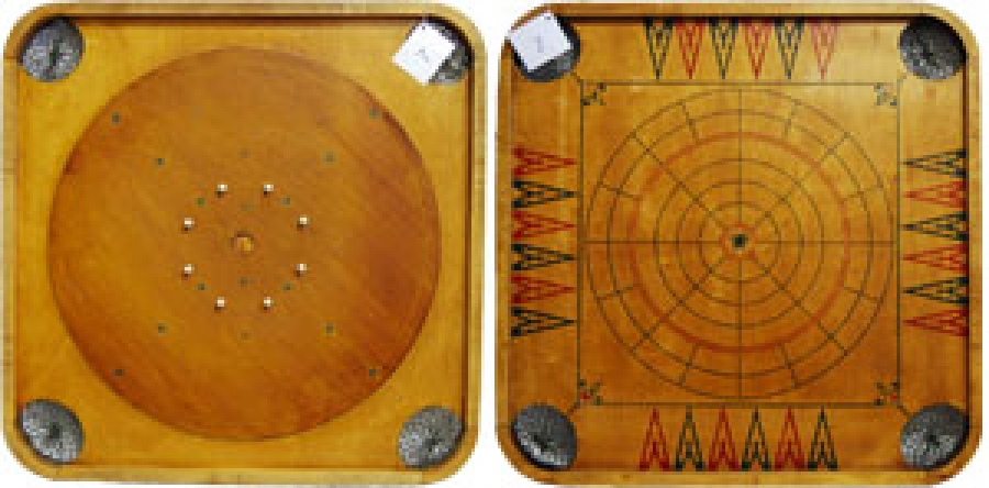 "07 - CARROM COMBINATION ""C"""
