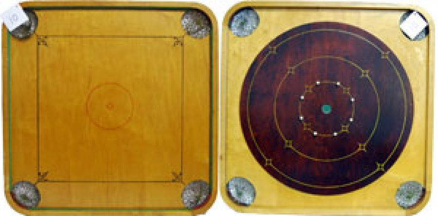 "10 - CARROM COMBINATION ""F"""