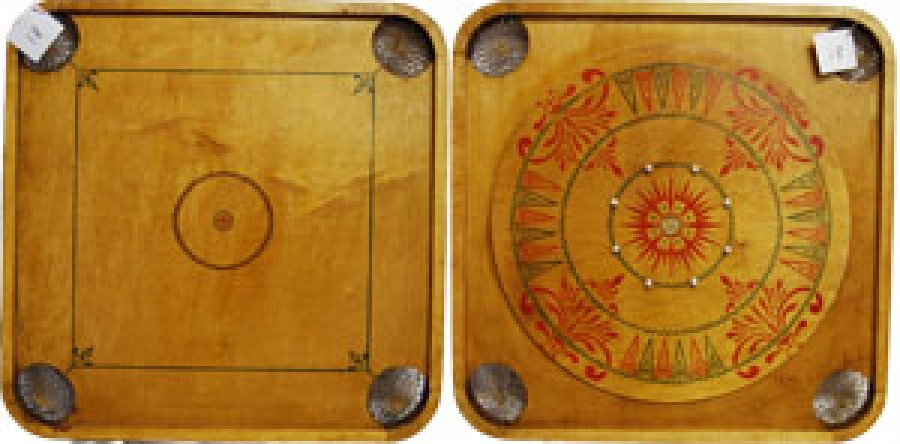 18 - CARROM CROKINOLE COMBINATION