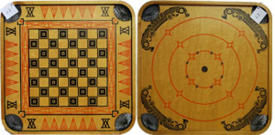 "23 - CARROM VIKING ""Q"""