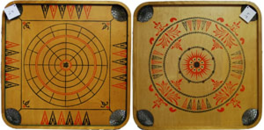 "24 - CARROM/TENNIS ""T"""