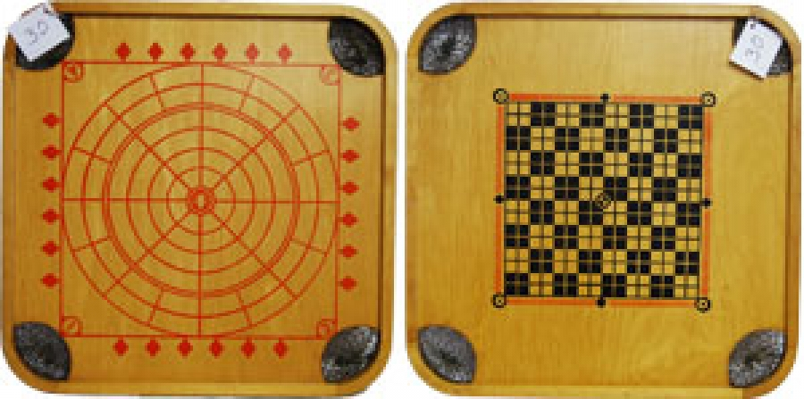 "30 - CARROM PLAYBOY ""Y"" & ""YP"""