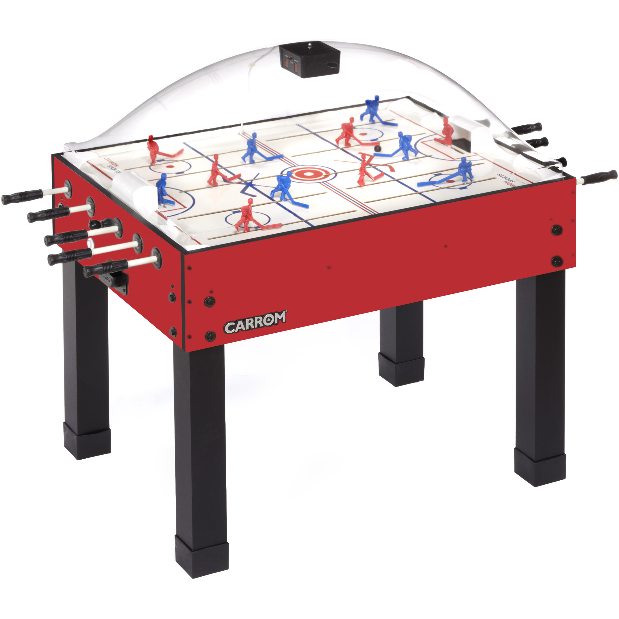 Super Stick Hockey - Red - Carrom Company
