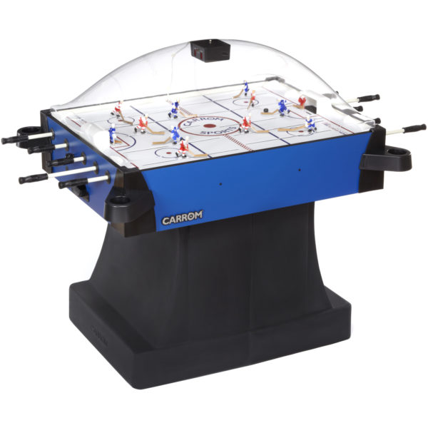 Signature Stick Hockey - Pedestal - Blue - Carrom Company