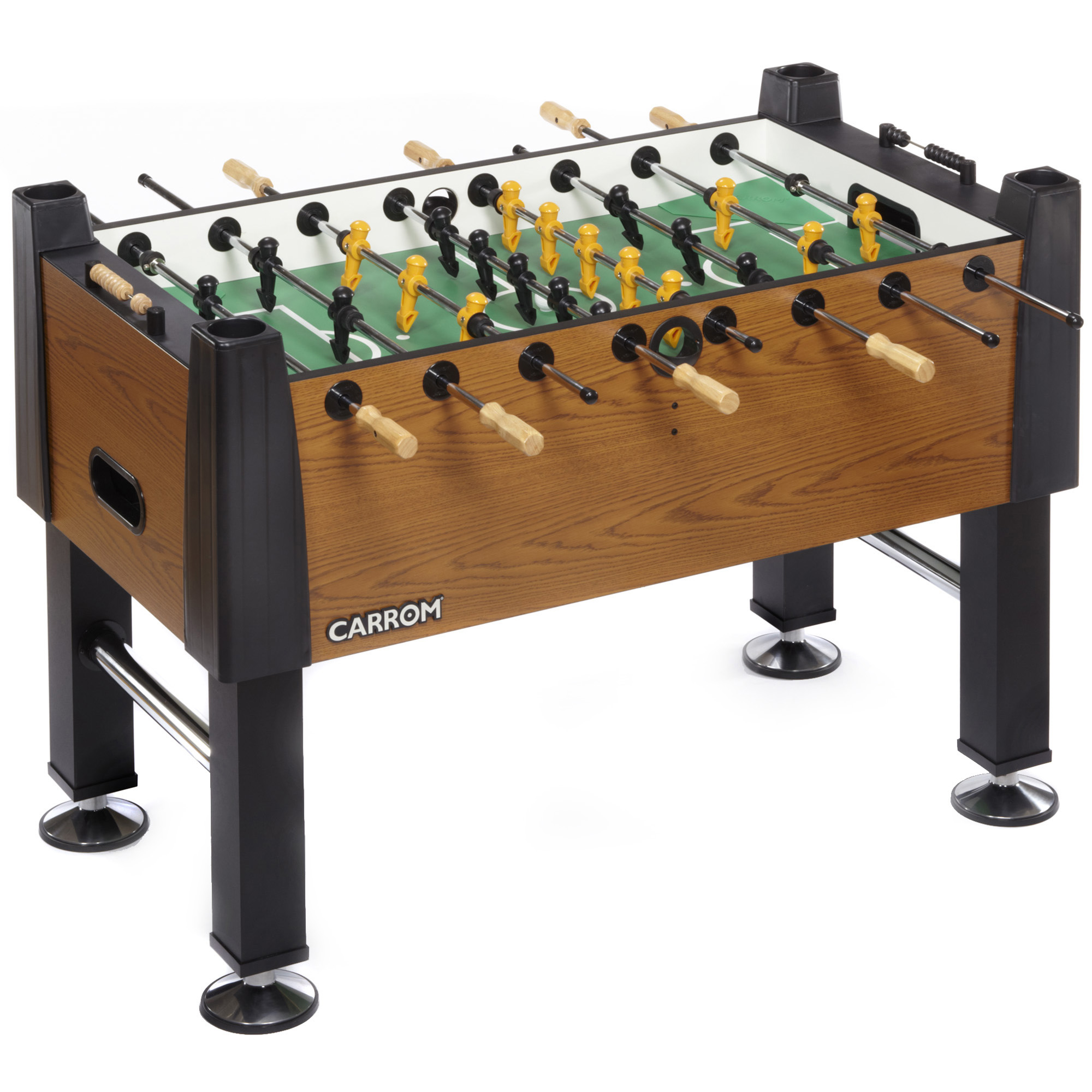 Oak Signature Foosball Table Carrom pany