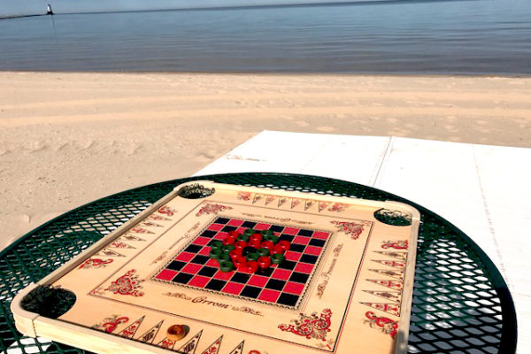 Carrom Game Board - Ludington, MI