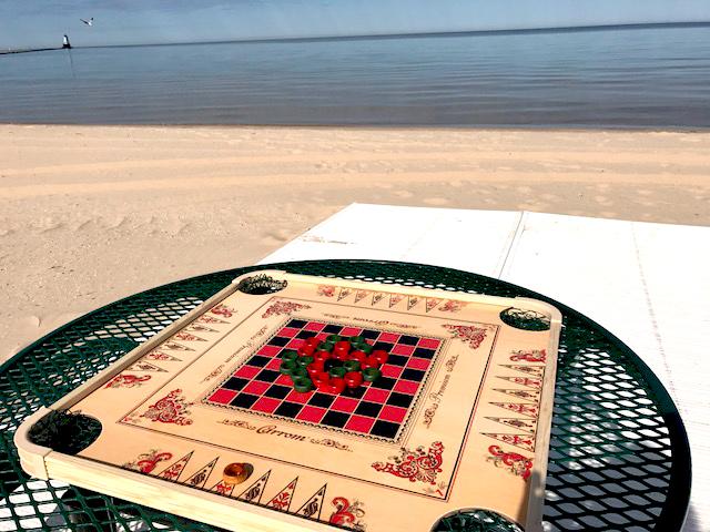 Carrom Game Board - Ludington, MI