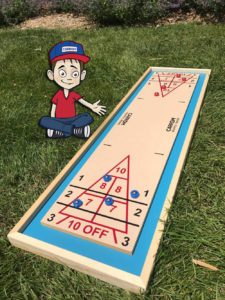 Shuffleboard - Carrom Company - Mikey's Favorite Game For July