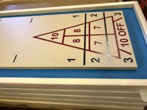Stacked Shuffleboard Games - Carrom Company