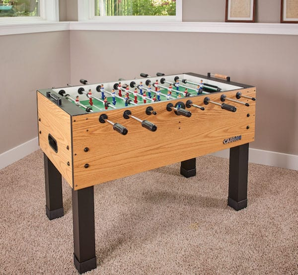 Carrom Foosball Game Room