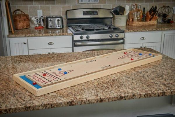 Tabletop Shuffleboard