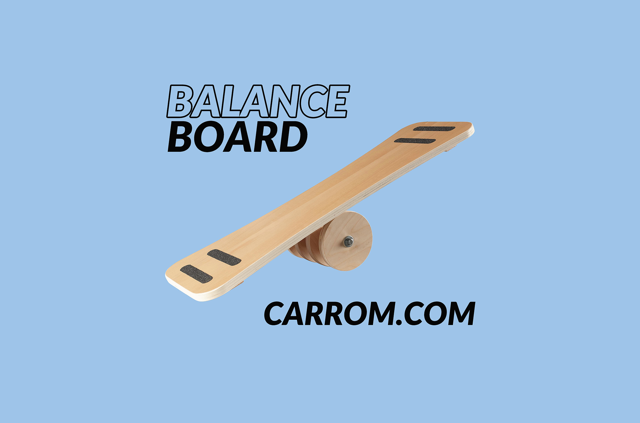 Carrom Product Spotlight: Balance Boards