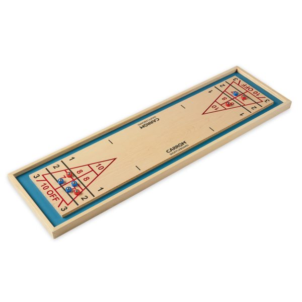Carrom Tabletop Shuffleboard