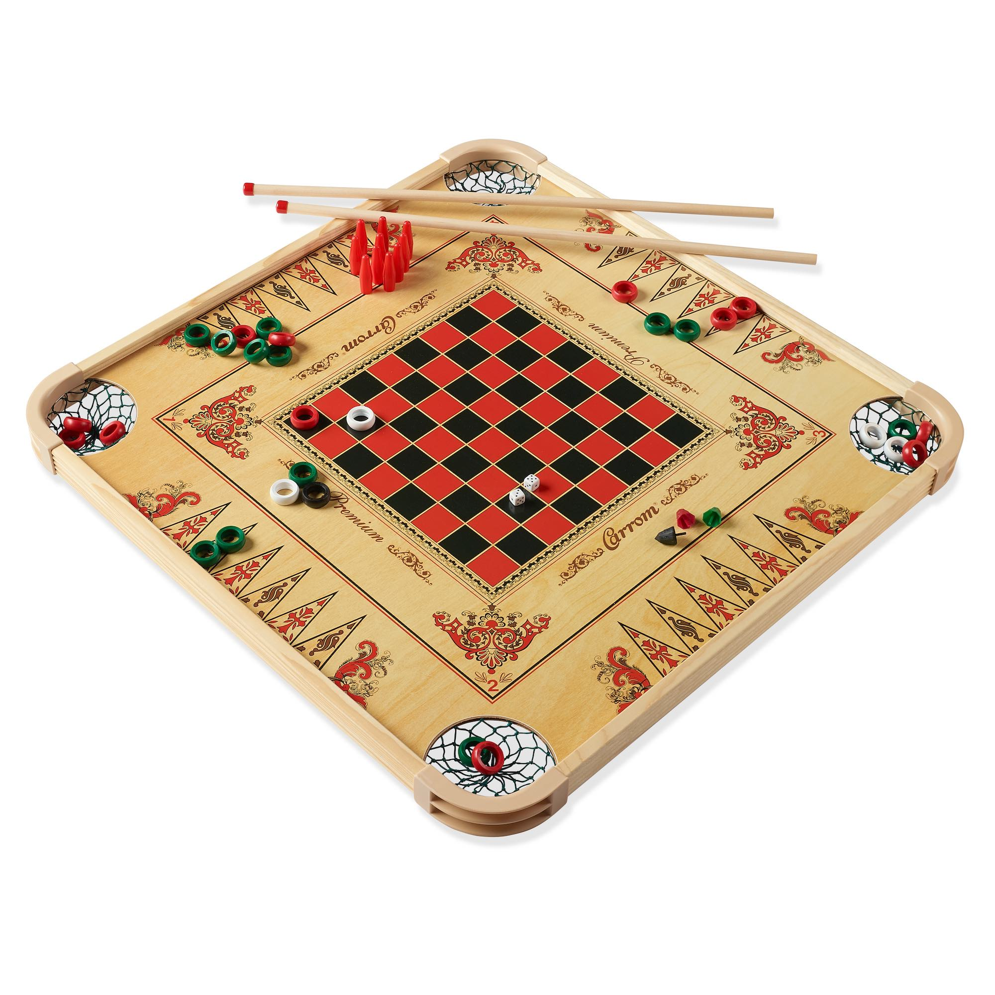 Carrom Game Board Carrom Company Versatile Game Board For Home