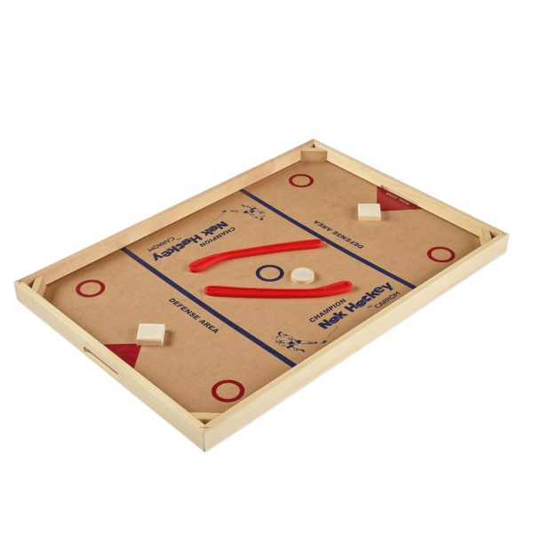 Carrom Champion Nok Hockey