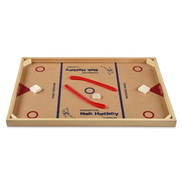 Carrom Nok Hockey Game for Two