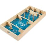 Carrom Skittles Game
