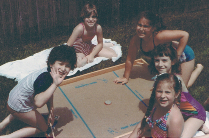 Vintage Carrom Photos