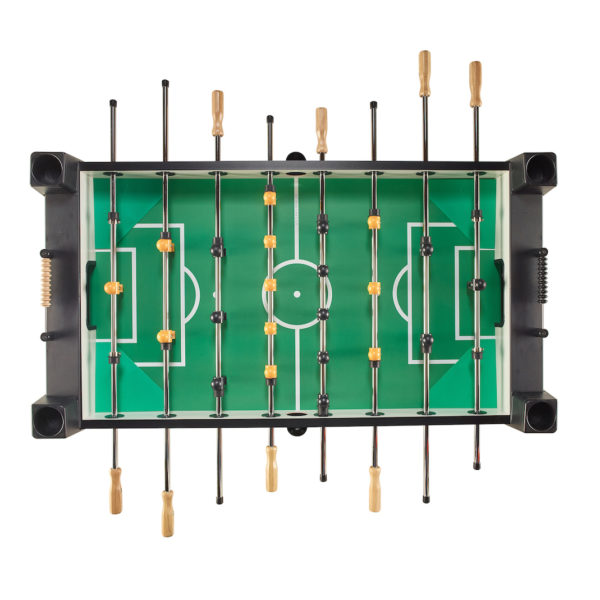 Carrom Signature Foosball Table Overhead