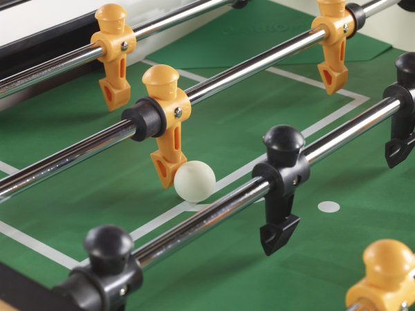 Carrom Signature Foosball Players and Surface