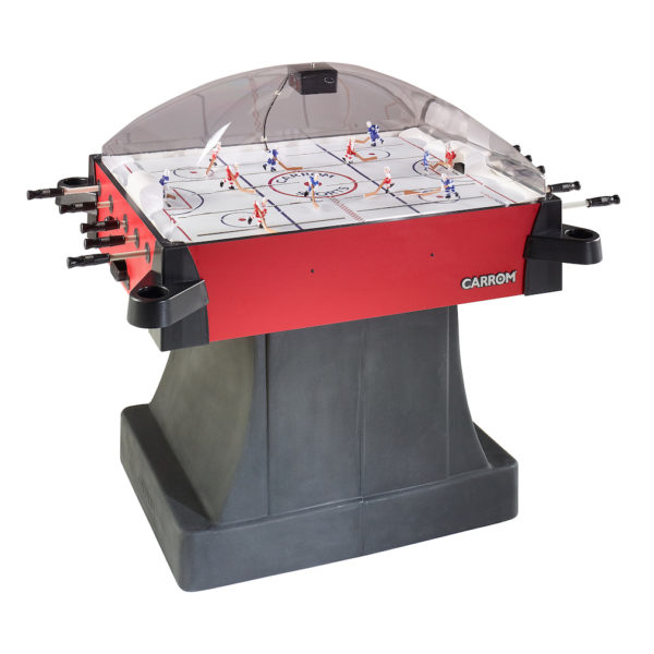 Carrom Signature Stick Hockey Pedestal Table