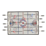 Carrom Super Stick Hockey Overhead View