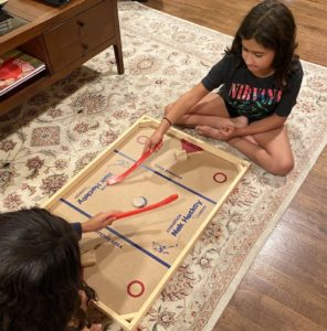 Carrom Game Challenge