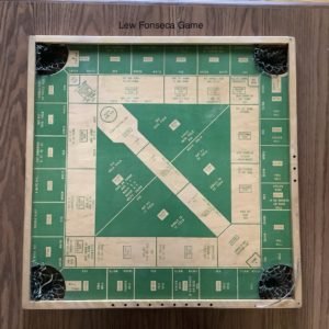 Carrom Lew Fonseca Baseball Game