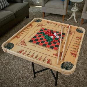 Carrom Game Board Solo