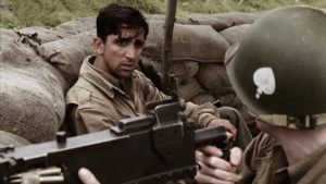 Jame Perconte as Sergeant Frank Perconte in Band of Brothers
